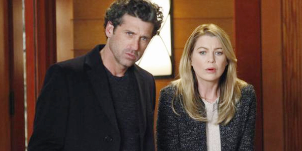 grey's anatomy, meredith grey, derek shepherd, merder, Grey's