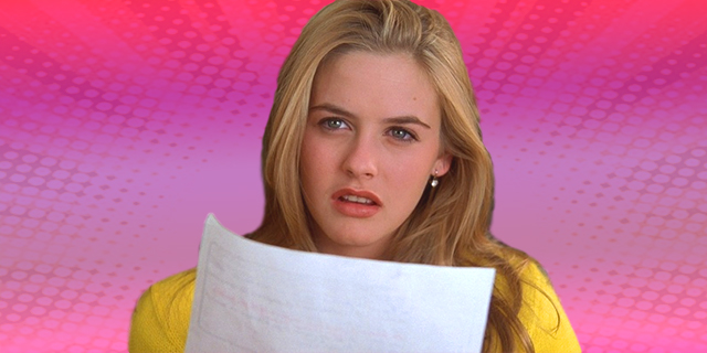 Clipping, Knowledge clipping, knowledge, alicia silverstone