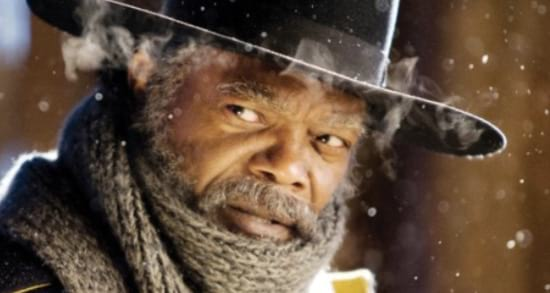 Morgan Freeman, Tarantino, hateful eight