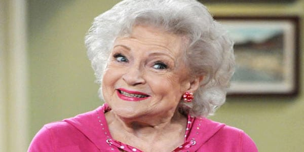 betty white, celebs