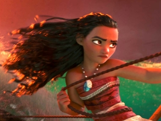 moana, strength, courageous