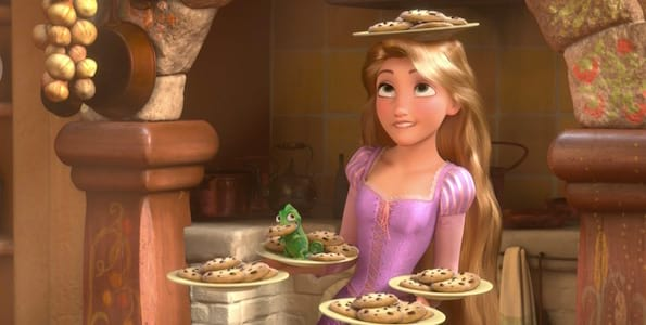 tangled, movies/tv
