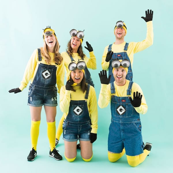 Large Group Halloween Costume Ideas.The Best 5 People Group Halloween Costumes Women Com