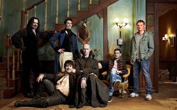 What We Do in the Shadows, mockumentary, comedy, vampires, movies/tv