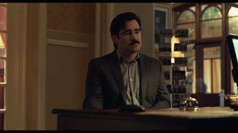 Colin Farrell, Rachel Weisz, The Lobster movie, amazon prime, Drama movie, movies/tv