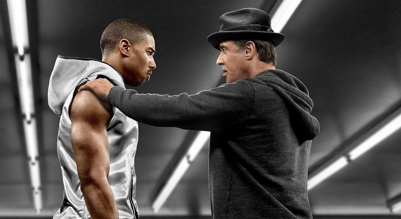 Creed, amazon prime, Sylvester Stallone, Michael B. Jordan, movies/tv
