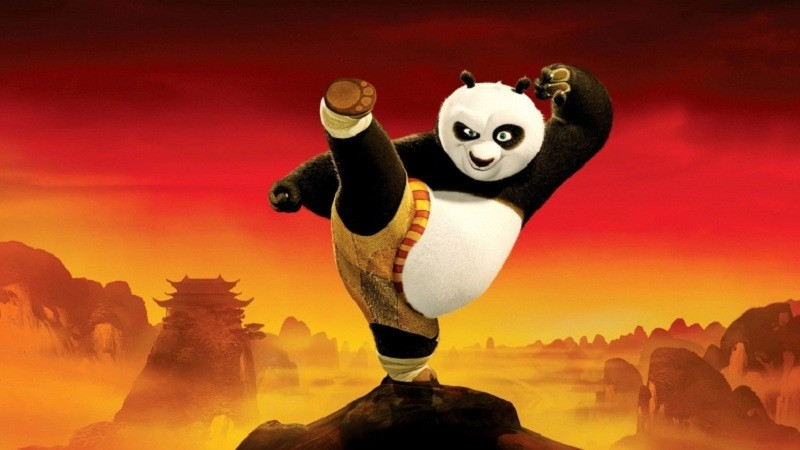 kung fu panda, Netflix, family movies, jack black, movies/tv