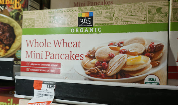 Whole Foods products