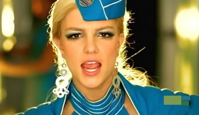 britney spears, Toxic, Music