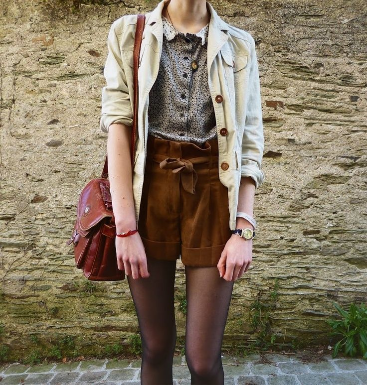 State Fair Outfits, What to wear to the State Fair, State Fair Fashion, vintage shorts