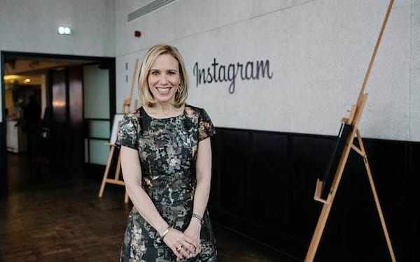 Female COO, Women COO's, Female Chief Operating Officer, Marne Levine, COO of Instagram, career