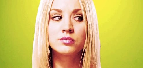 kelly cuoco, think, thinking, idk, good, color, Clipping, blond