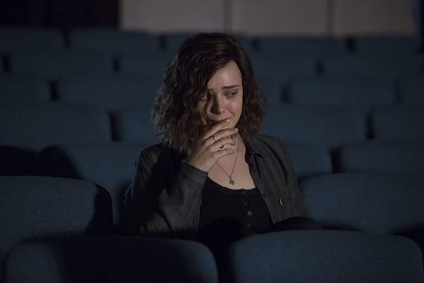 13 reasons why, alone, crying, tv, movies/tv, pop culture