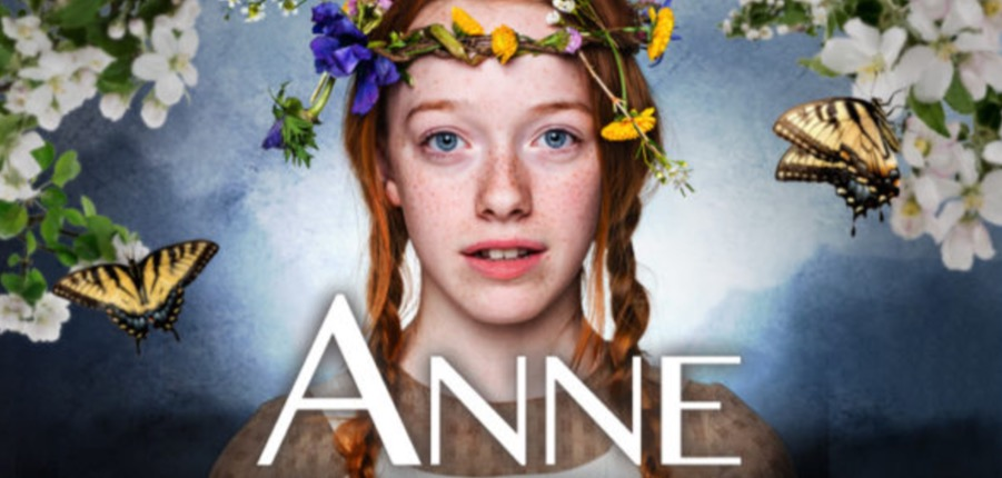 Anne of Green Gables, anne with an e