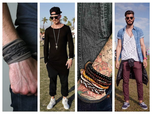 Guy's music festival outfits, men's outfits for music festivals, what men should wear to music festivals, men's accessories, fashion, Music