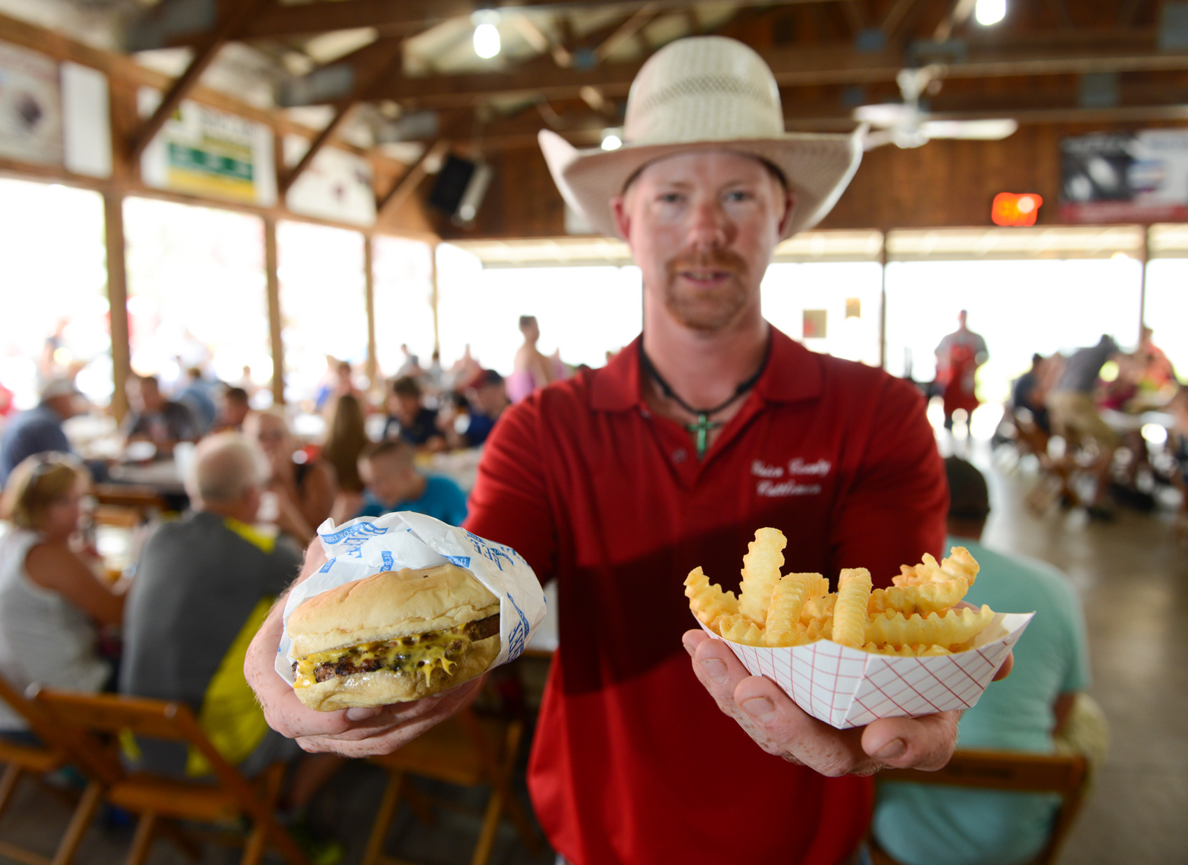 Cattleman's Beef Quarters, Iowa State Fair, Best Foods at the Iowa State Fair, What to eat at the Iowa State Fair, food & drinks