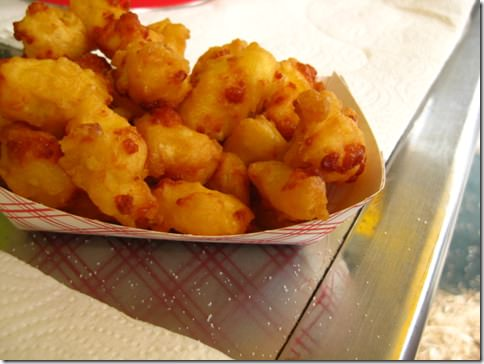 cheese curds, Brad and Harry's, Iowa State Fair, Best Foods at the Iowa State Fair, What to eat at the Iowa State Fair, food & drinks