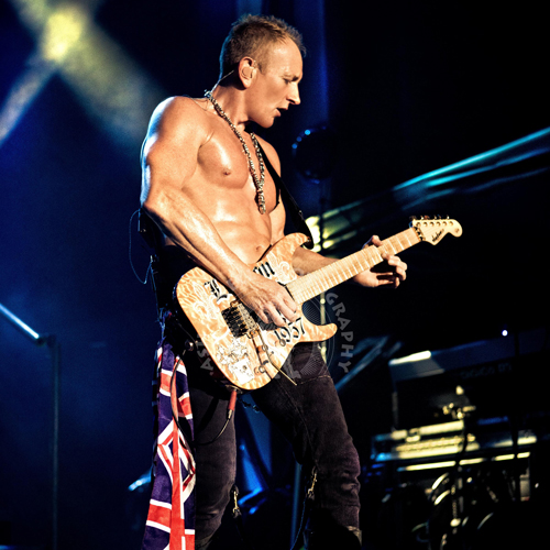 Phil Collen, Def Leppard, What does Def Leppard look like now, what do the members of Def leppard look like, Def leppard 2017, celebs, Music