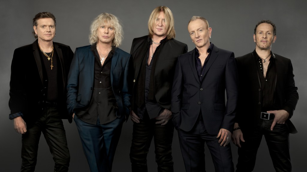 Def Leppard, What does Def Leppard look like now, what do the members of Def leppard look like, Def leppard 2017, Music, celebs