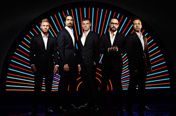 Backstreet Boys 2017, What do the Backstreet Boys look like now, What happened to the BSB, celebs, Music