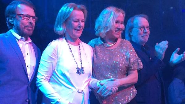 What does ABBA look like now, current picture of ABBA, what happened to ABBA?, ABBA Reunion Photo, celebs, Music