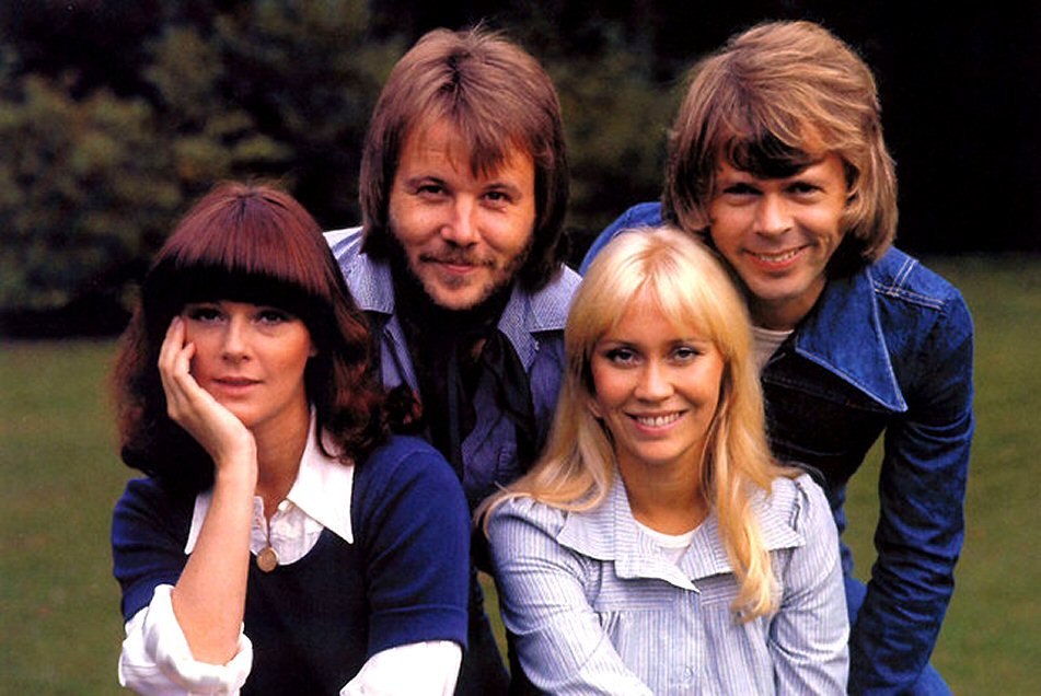 ABBA, What does ABBA look like now, current picture of ABBA, what happened to ABBA?, celebs, Music