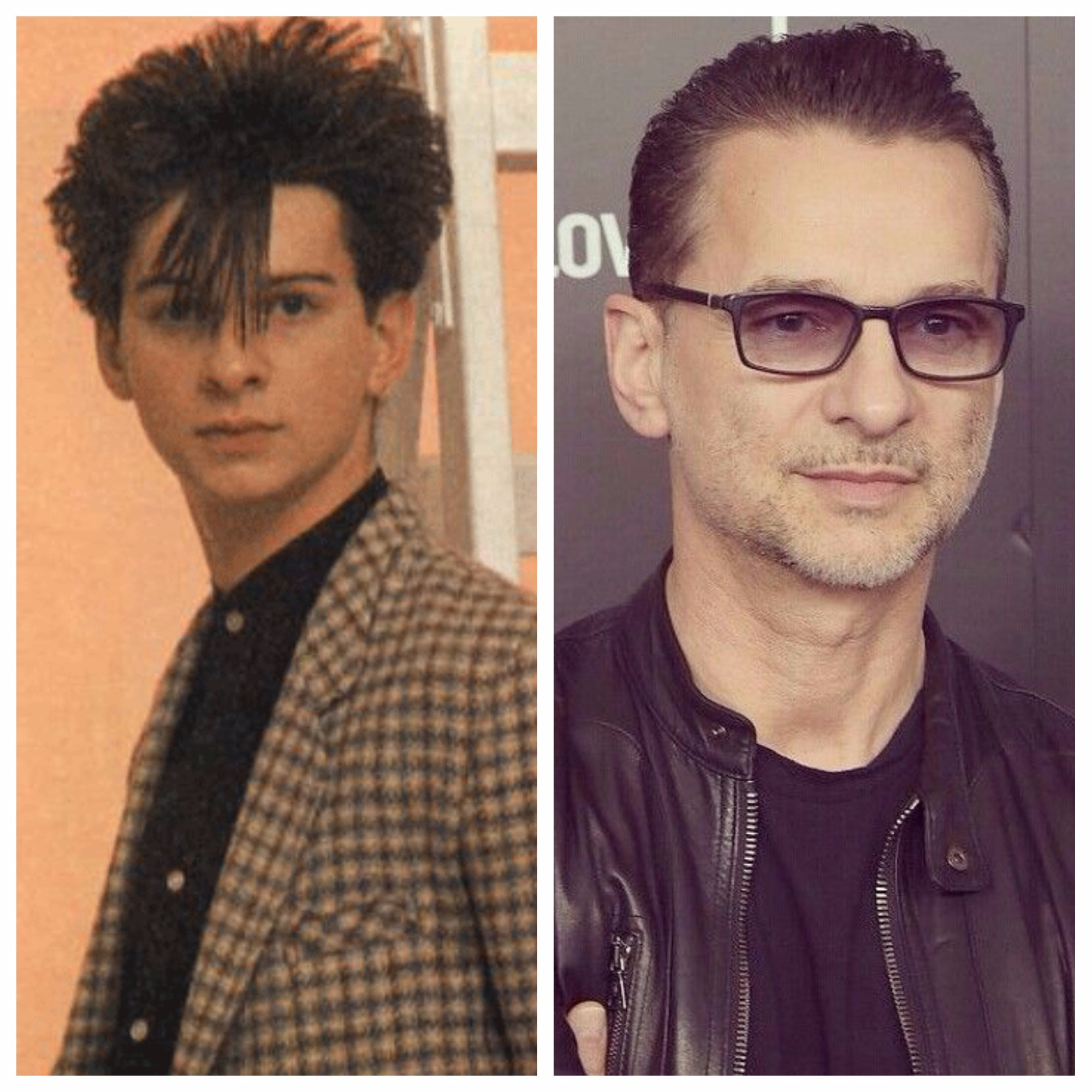 Dave Gahan 2017, What does Depeche Mode look like now, Depeche Mode 2017, Before and After depeche mode, celebs, Music