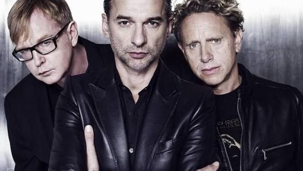 Depeche Mode 2017, What does Depeche Mode look like now, current picture of Depeche Mode, celebs, Music