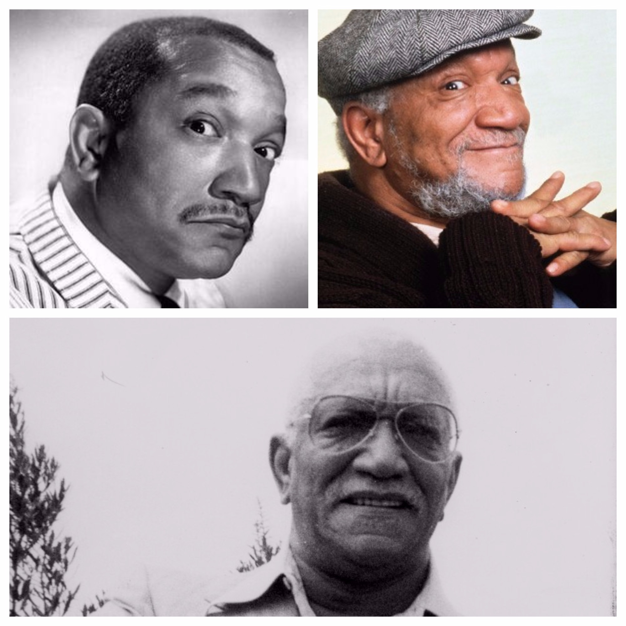 Red Foxx, What does the cast of Sanford and Sons Look Like, What happened to the cast of sanford and sons, celebs, movies/tv