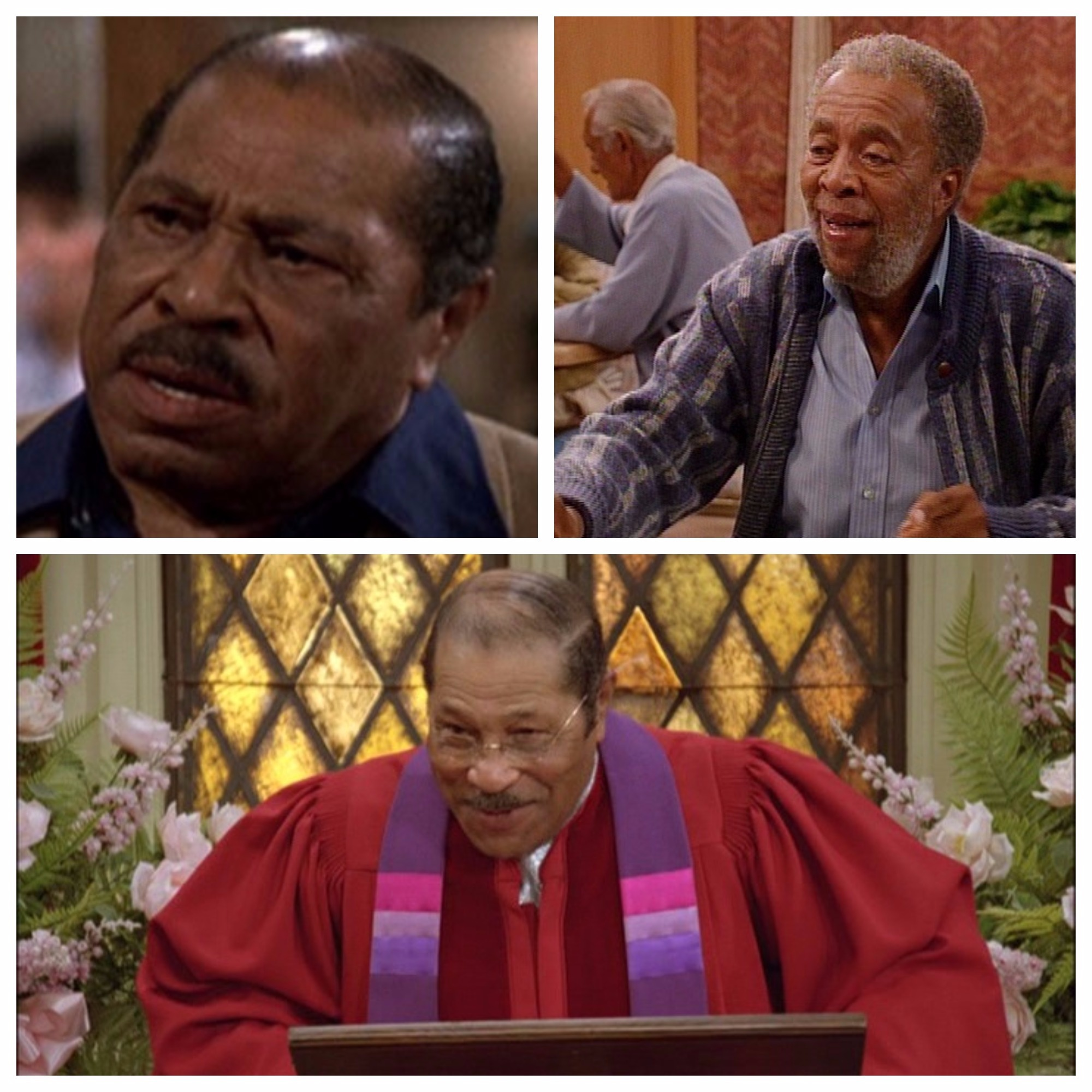 Don Bexley, Sanford and Son, Don Bexley on Full House, Don Bexley young and older, celebs, movies/tv