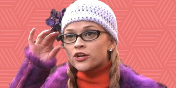 reese witherspoon, knowledge, legally blonde