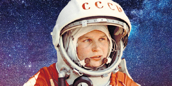 Valentina Tereshkova, Women in Space, July 16 2017, First Woman In Space, Valentina Tereshkova First Woman In Space