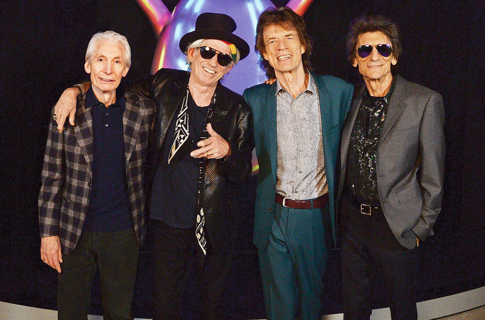 Rolling Stones, What do the rolling stones look like now, Rolling Stones 2017, celebs, Music