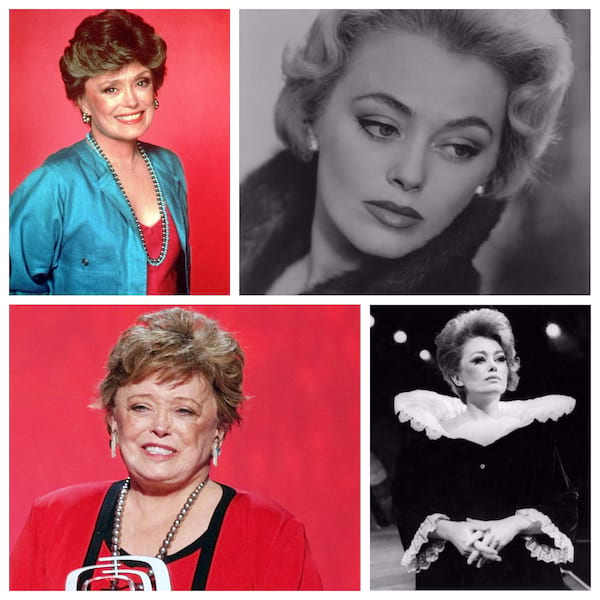 Rue McClanahan Young, The Golden Girls, The Golden Girls then and now, what do the Golden Girls Look like now, celebs, movies/tv