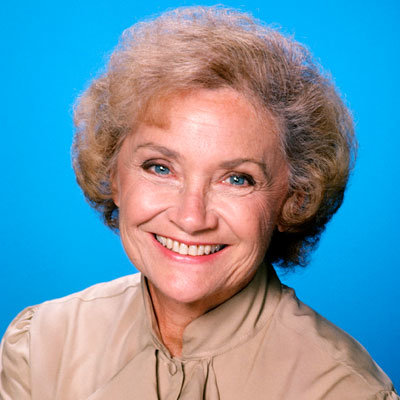 Estelle Getty in 1985, How old was Estelle Getty on the Golden Girls, What did Estelle Getty look like when she played Sophia, celebs, movies/tv