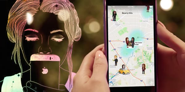 snapchat, Snapmap, news, Tech, phone app, new update, science & tech, culture, pop culture
