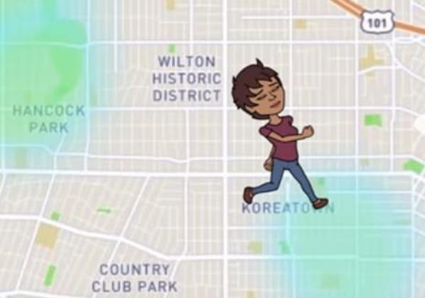Complete List Of All The Snap Map Bitmoji Actions | Snapchat 2018