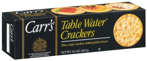 Carr's, crackers, food & drinks, health