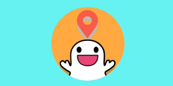 Snapchat Map Logo, Snap Map Logo, snap map, snapchat