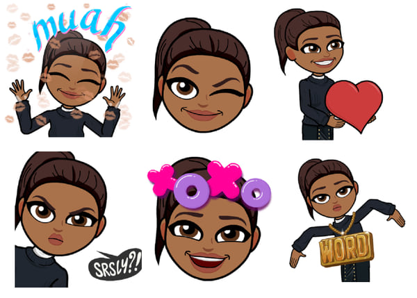 What are bitmojis, what is a Bitmoji, What do people do with Bitmojis, How to design your own bitmoji, how to, pop culture, science & tech