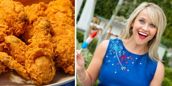 Southern clipping, southern ps, food, ps, reese witherspoon, southern food