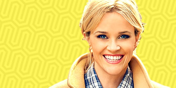 ps, ps reese Witherspoon, smiling, happy, bright, yellow, pretty