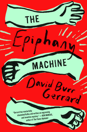 the epiphany machine, david burr gerrard, best books, novel, books