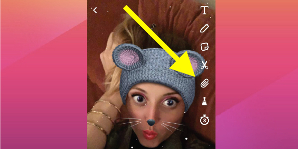 How Do You Add A Link To A Snap?, Snapchat Paperclip, Snapchat Links, Snapchat July 2017 Update