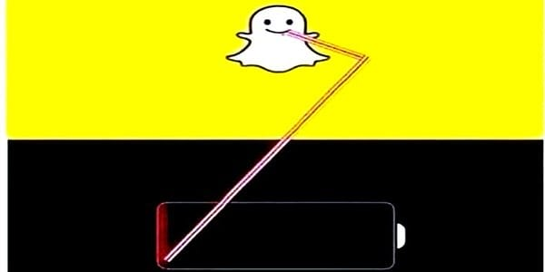 Is Snap Map draining my phone battery, how to keep Snapchat from using so much battery, how to keep Snapchat from draining your phone battery, how to, science & tech