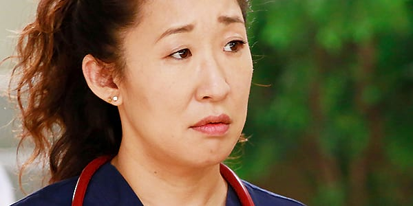 grey's anatomy, sandra oh, Cristina Yang, pop culture, celebs, movies/tv