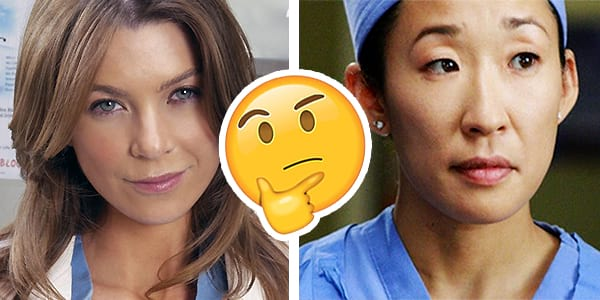twisted sisters, Cristina Yang, meredith grey, grey's anatomy