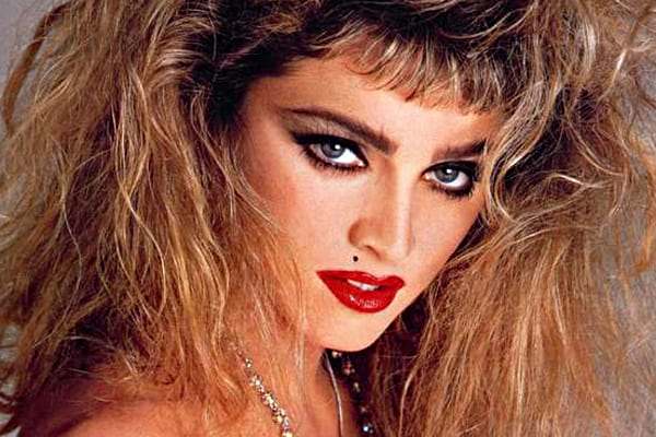 madonna, 80s, 1980s, hair