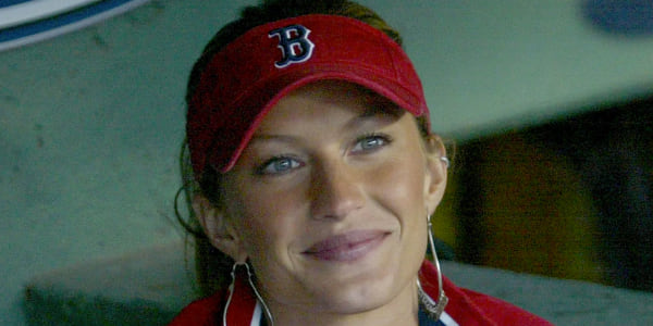 boston, red sox, gisele