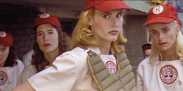 90s, movies, A League Of Their Own